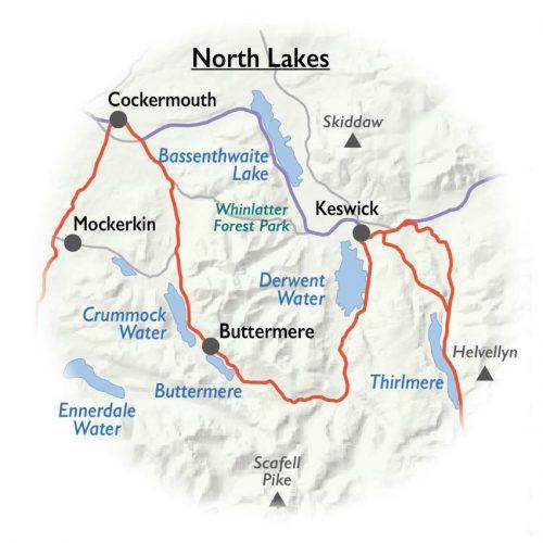 north-lakes-map